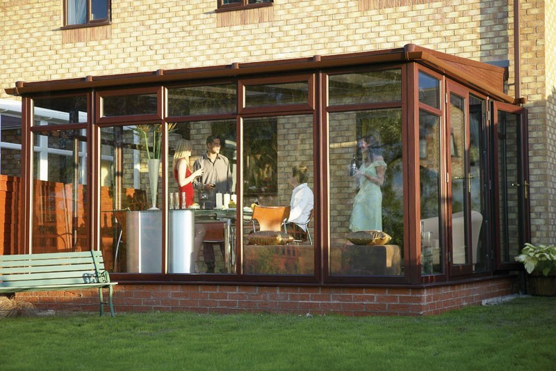 Diy Lean To Conservatories Centurion Diy Conservatories